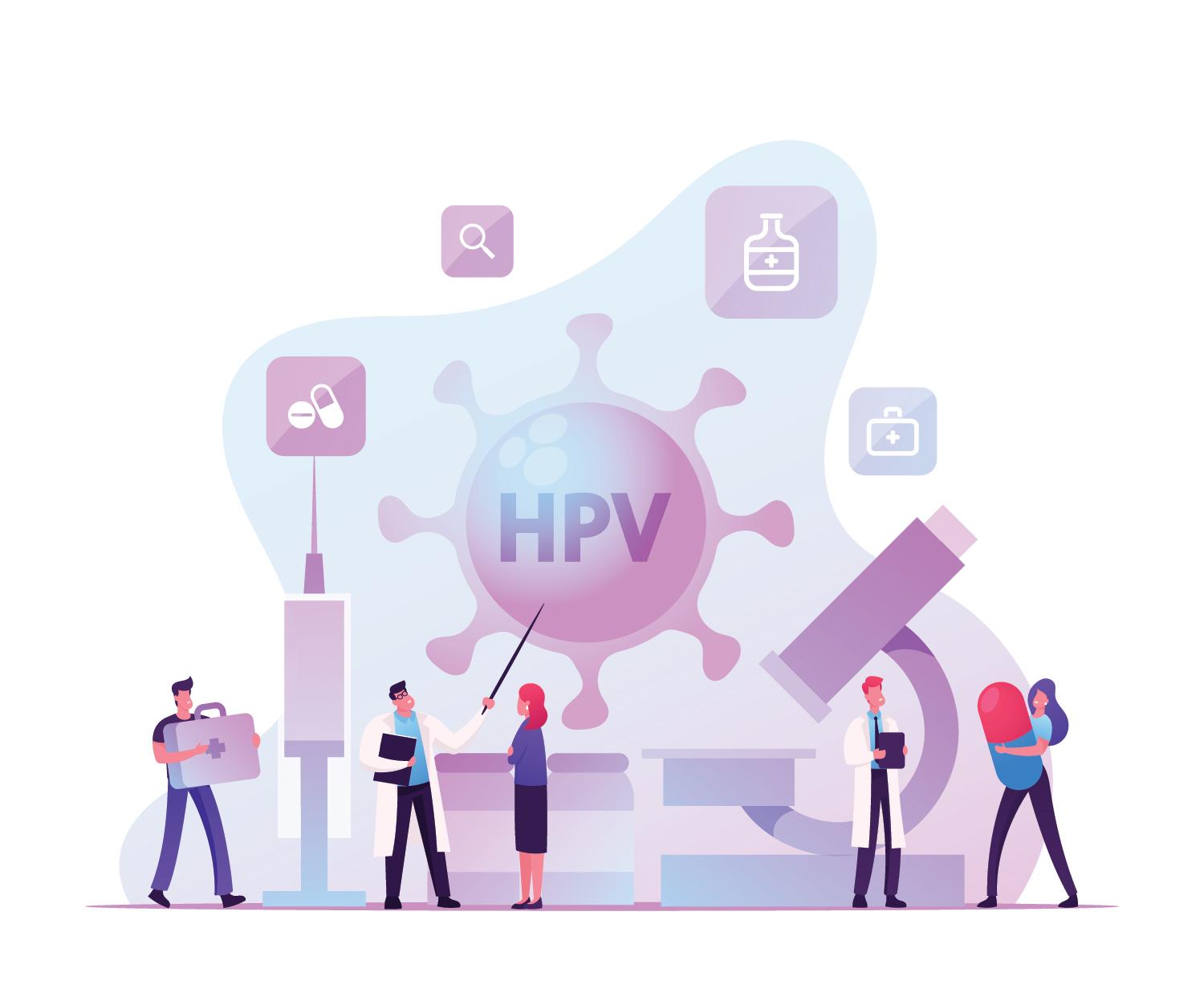 Let's Talk About HPV